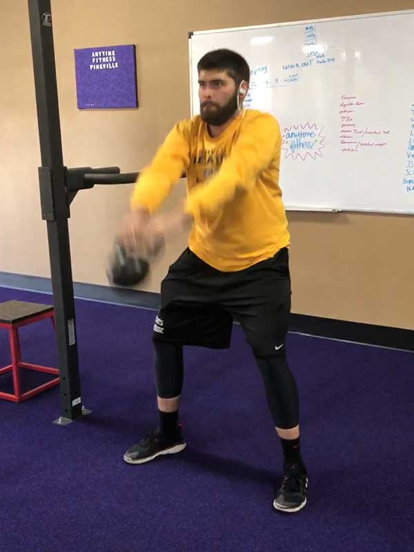 customized workout progarm charlotte