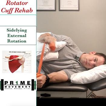 rotator cuff exercise